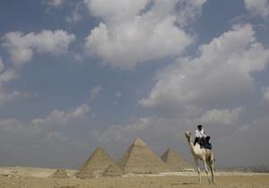 Египетская полиция освободила из плена двух туристок