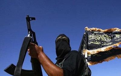 Террористы ИГ