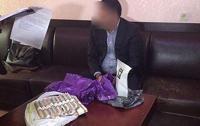 В Одессе чиновники Минобороны попались на взятке в полмиллиона