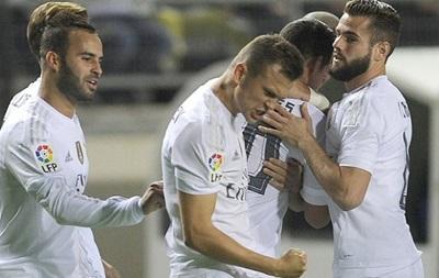 Реал исключен из Кубка Испании