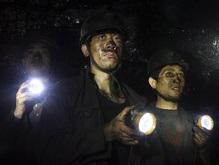 В Китае затопило шахту: под землей заблокированы 56 горняков