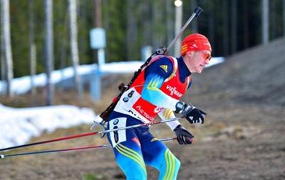 Биатлон: Пидручный финишировал в десятке спритерской гонки на Кубке мира