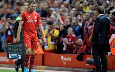 Капитан Ливерпуля вынужден будет играть всю жизнь с болью в пятке