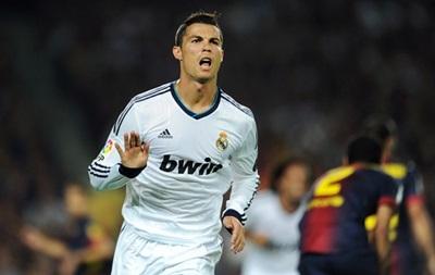 Роналду вышел на третье место по количеству голов в чемпионате Испании