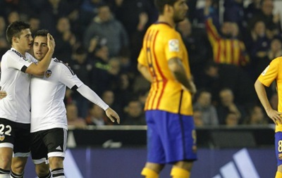 После матча Валенсия - Барселона умер болельщик хозяев