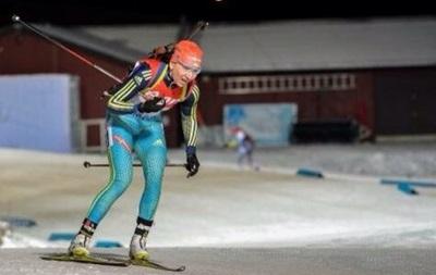 Биатлон: Пидгрушная - десятая в гонке преследования