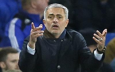 Моуринью может быть уволен до матча с Порту