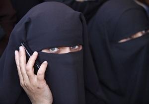 Гражданок Саудовской Аравии в паранджах не пустили во Францию