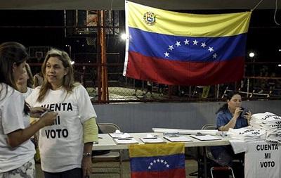 Мадуро признал результаты выборов в парламент  Венесуэлы