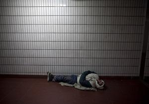 В Херсоне будут работать пункты обогрева для бездомных