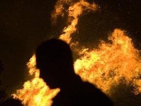 Двое киевлян погибли из-за неосторожного обращения с огнем