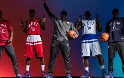 NBA представила форму для исторического Матча звезд