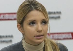 Дочь Тимошенко: В комнату к маме ворвались десять бритоголовых