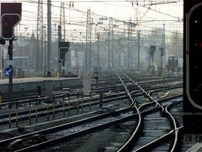 Бастующие железнодорожники заблокировали движение поездов в Греции