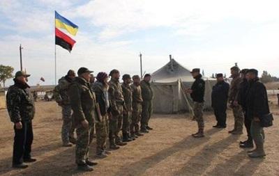 Правый сектор прекращает участие в блокаде Крыма