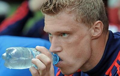 Российский футболист лишен водительских прав на 1,5 года