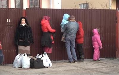 Коллекторы объяснили выселение семьи под Киевом