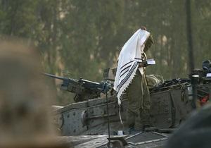 Израильские военные обстреляли Газу, убит один человек