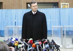 Экзит-полл ICTV: Янукович и Тимошенко выходят во второй тур