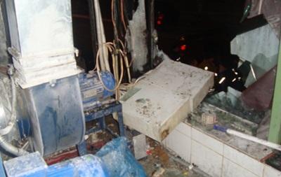 В центре Киева горело кафе