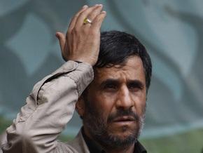 В Иране обстреляли предвыборный штаб Ахмадинеджада