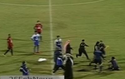 В Кувейте шейх напал на судью и спровоцировал массовую драку