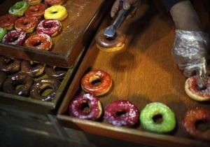 В США отмечают национальный день пончика