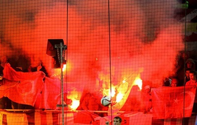 Российский клуб оштрафован за сожжение турецкого флага