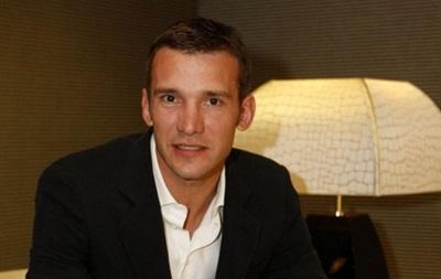 Шевченко прилетел в Киев поздравить Динамо с выходом в плей-офф ЛЧ