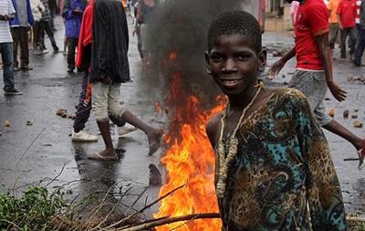 В Бурунди атаковали три военные базы для побега заключенных