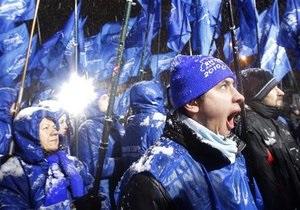 БЮТ: ПР массово собирает по киевским общежитиям студентов для участия в митингах
