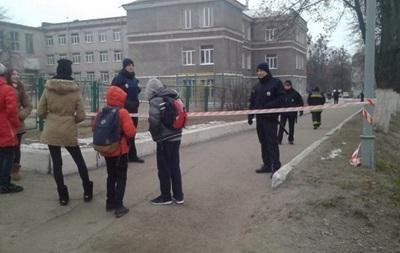 Минером  школы в Харькове оказался ее выпускник