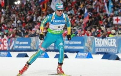 Биатлон: Украинец Семенов замкнул спринтерскую двадцатку