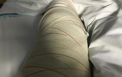 Голкипер Динамо перенес операцию на колене