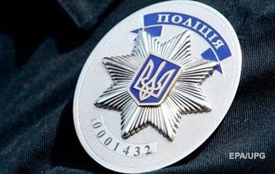 В Киеве полиция открыла стрельбу по мужчине