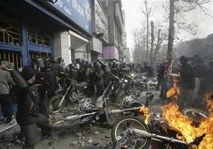 В ходе беспорядков в Иране погибли 15 человек