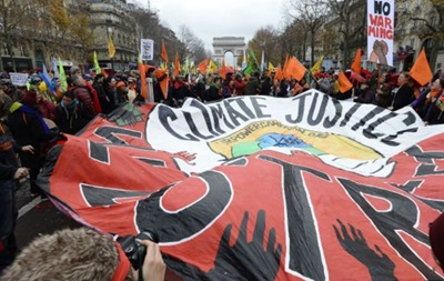 В Париже представили проект соглашения по климату