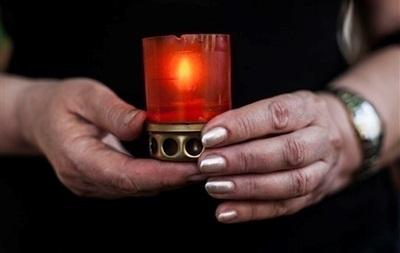 Из-за пожара под Воронежем объявили день траура