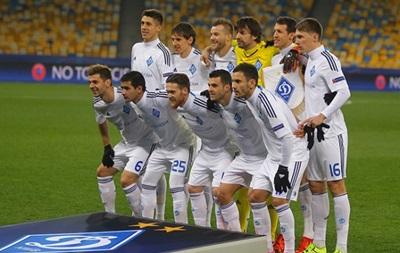 УЕФА признал Динамо командой недели