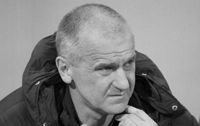 Умер спортивный директор Днепра