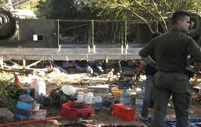 ДТП с автобусом в Аргентине: жертв уже более 40