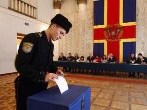 В Молдове проходят выборы