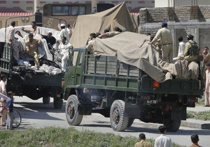Пакистанская разведка: Нам стыдно за дело бин Ладена