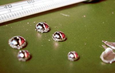 В детском саду Хмельницкого разбили восемь ртутных термометров