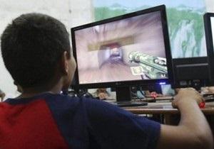В США дети и подростки проводят за компьютером почти восемь часов в сутки