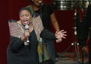 Мириам Макеба - Мама Африка: Google сменила логотип в честь дня рождения Мамы Африки