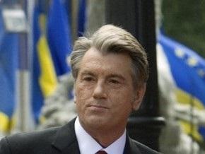 СП: Ющенко не будет прерывать отпуск, чтобы ответить Медведеву