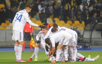 Гецко о матче Динамо - Ман Сити: Шансы есть, даже когда их нет