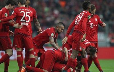 Кубок Германии: Бавария обыгрывает Дармштадт, Вердер проходит Боруссию М