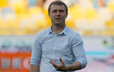 У сборной Украины нормальная группа - Ребров